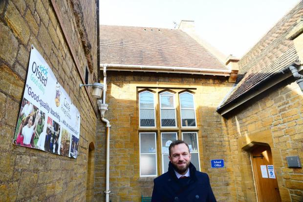 Chard & Ilminster News: Stoke-Sub-Hamdon School ; Gareth Nation