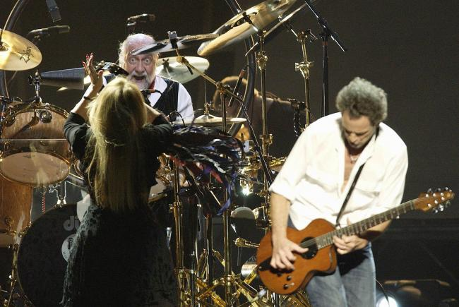 EAGERLY-AWAITED: Fleetwood Mac have long been targets for a Glastonbury Festival slot. PICTURE: Yui Mok/PA Wire