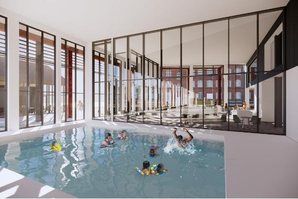 Chard's new pool to open doors in summer 2021 after plans