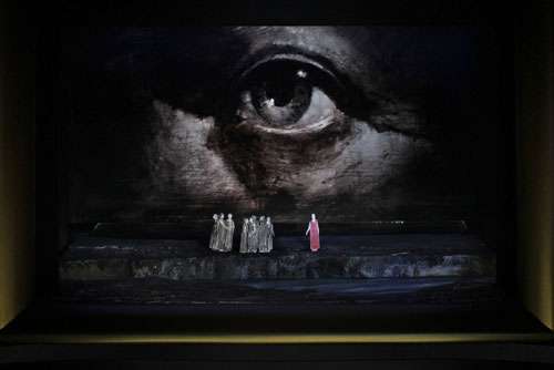 The Met Opera:Der Fliegende Hollander (screening)