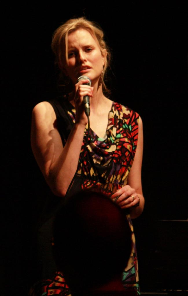 Laura Collins at Ilminster Arts Centre on July 19