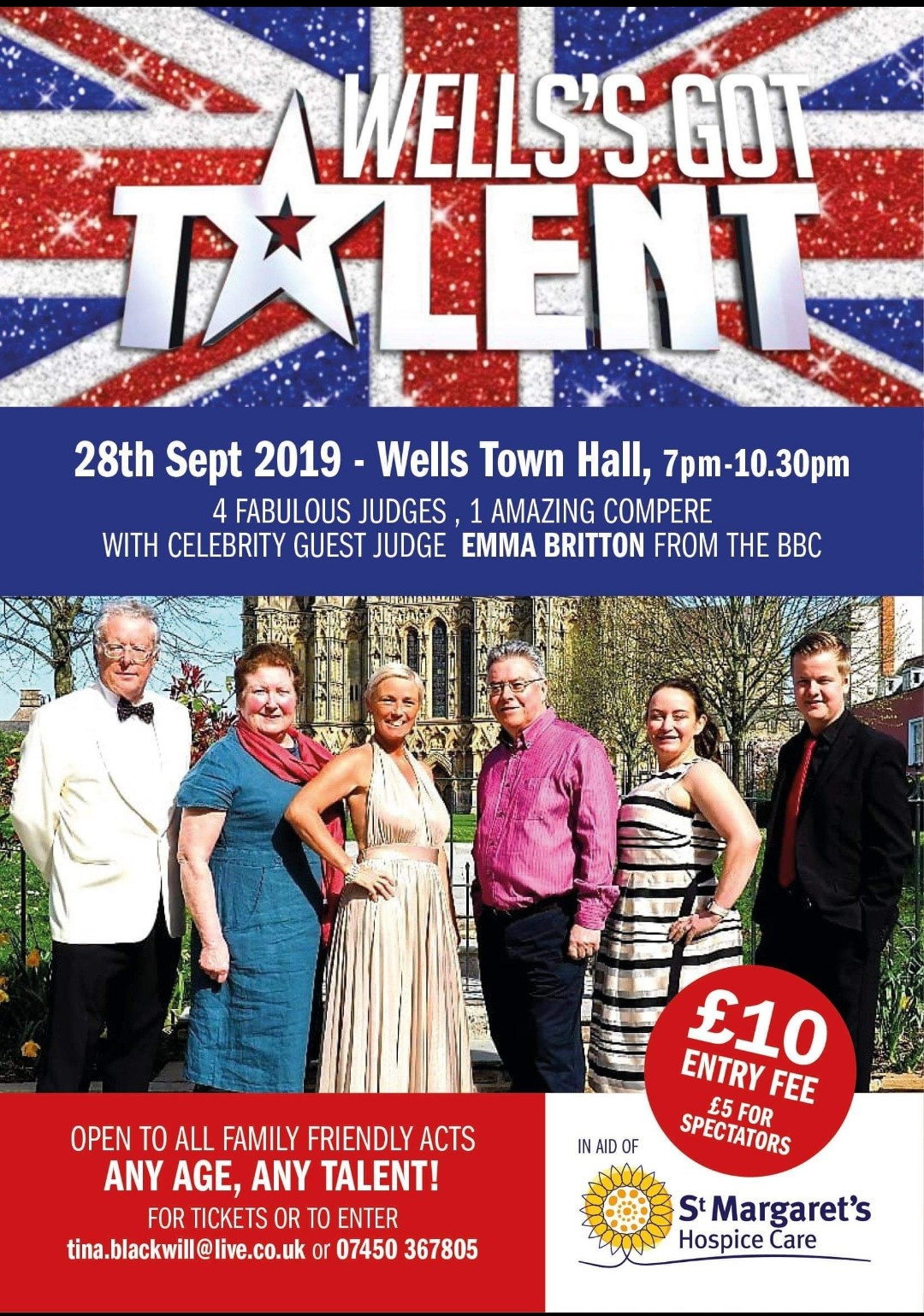 Well's Got Talent