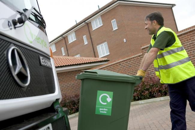 GETTING CHEAPER: Garden waste collections in Somerset