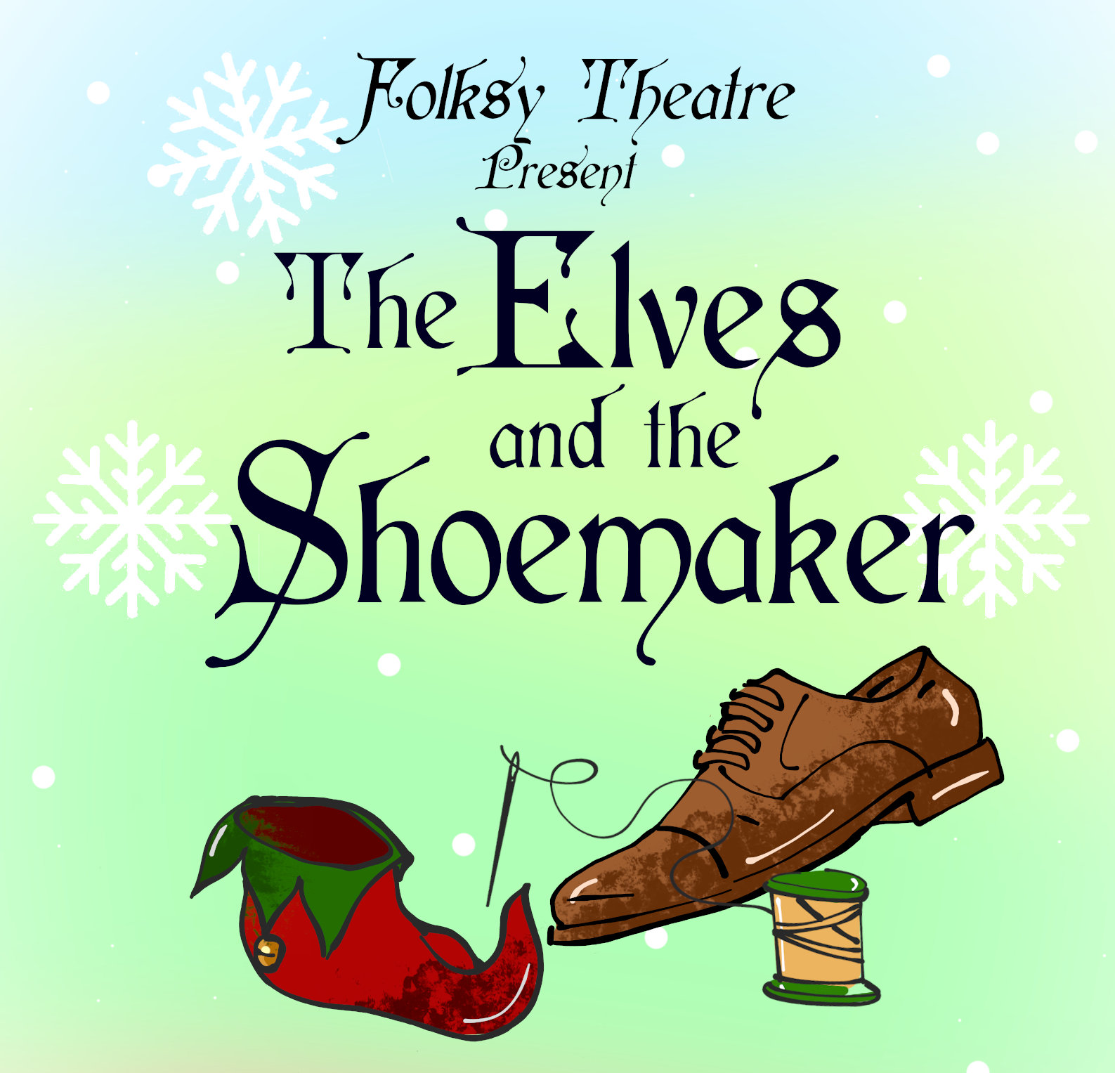 Christmas Theatre: The Elves and the Shoemaker