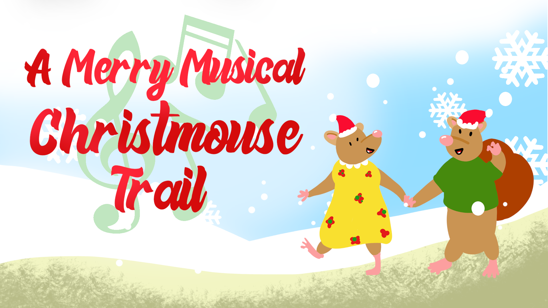 A Merry Musical Christmouse Trail