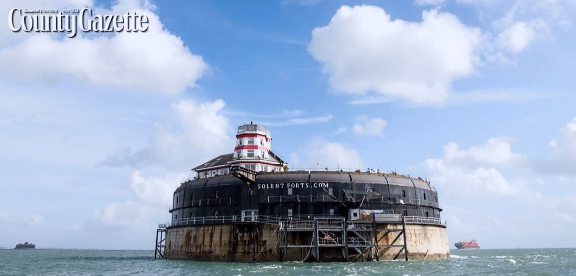 FORT SALE: Two amazing sea forts are now on the market