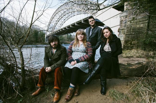 The Teacups at Ilminster Arts Centre on October 25