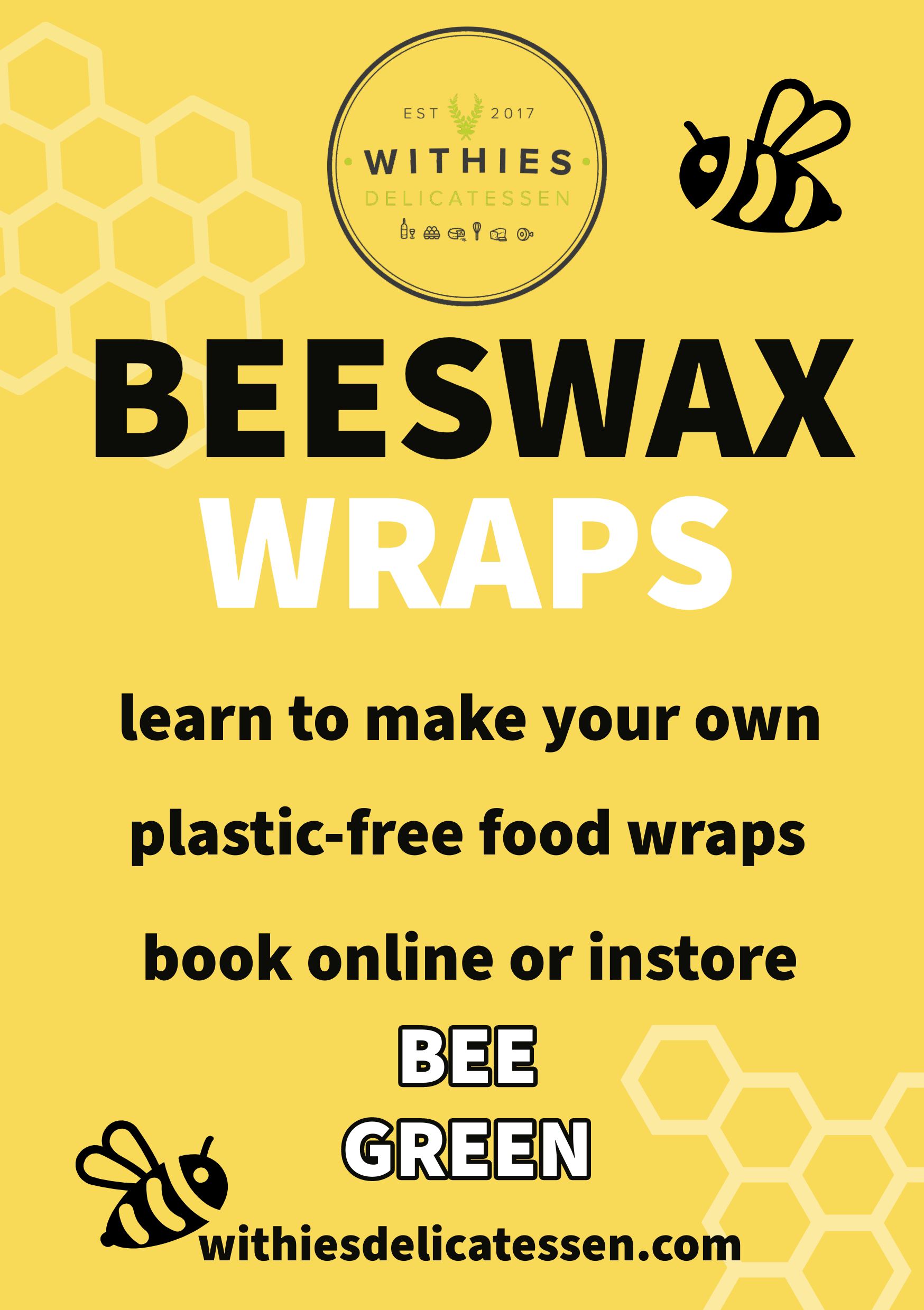 Beeswax Wraps Course