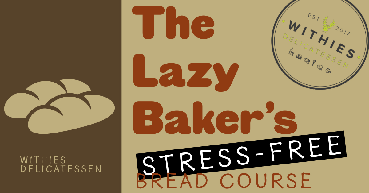 The Lazy Bakers Stress-free Bread Baking