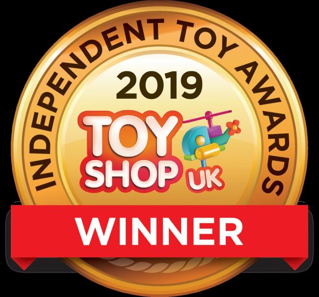 Independent Toy Awards gold prize