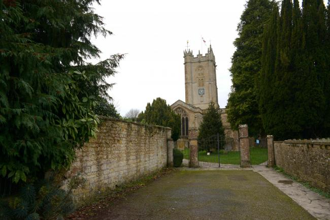 HAPPY ANNIVERSARY: 2020 marks 800 years since the first mention of the church in Hinton St George