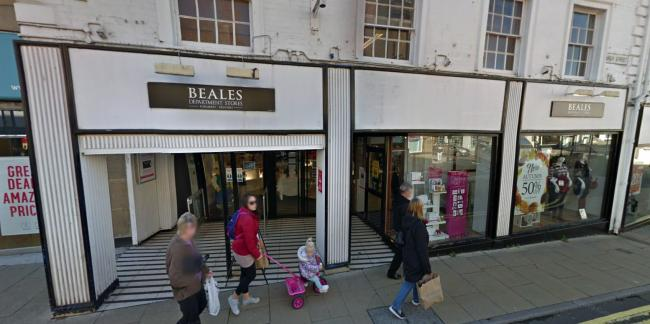 Somerset Jobs At Risk As Beales Department Stores Go Into Administration Chard Ilminster News