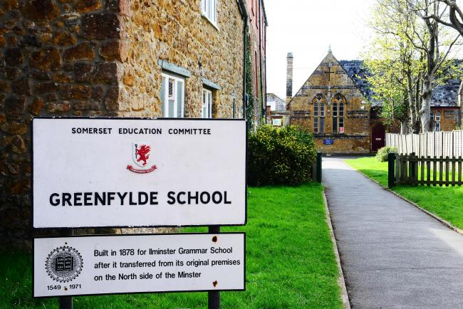 Greenfylde School ; Ilminster
