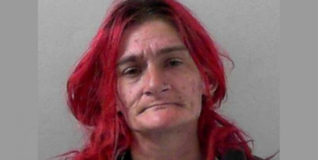 JAILED: Kelly Ayling, locked up for drugs offences