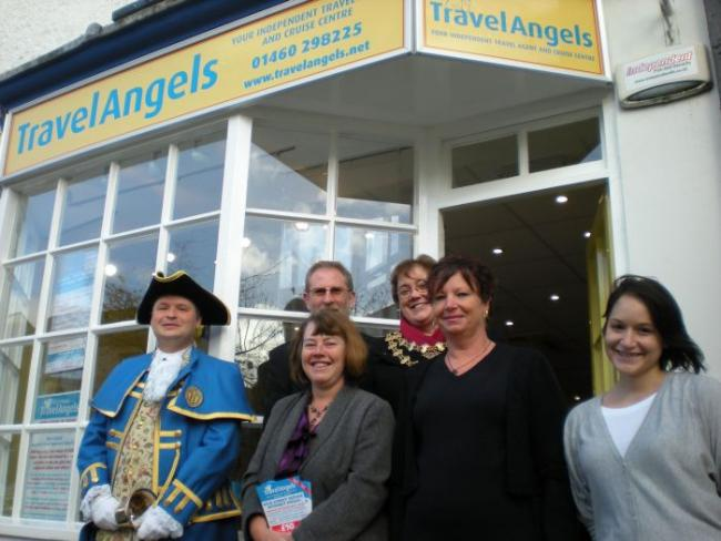 Travel agent opens in Chard | Chard & Ilminster News