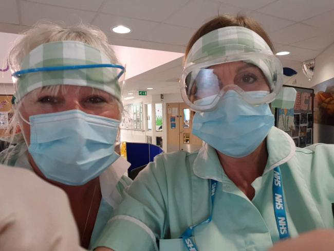 Army of sewing volunteers kitting out NHS for coronavirus battle