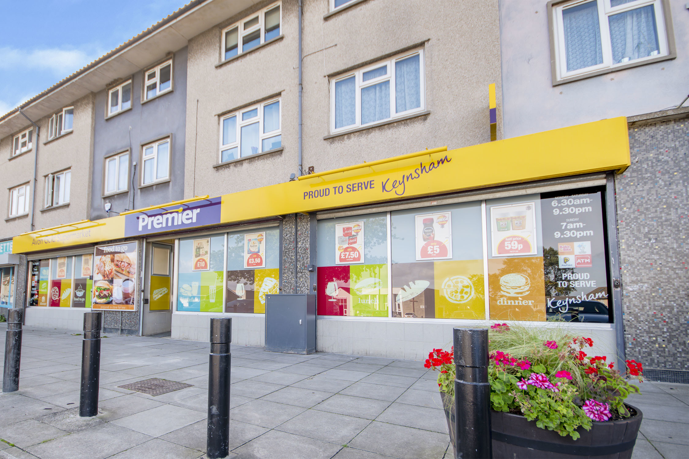 SOLD: The convenience store in Keynsham