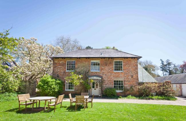 UP FOR GRABS: A stay at the Orchardleigh Cottage