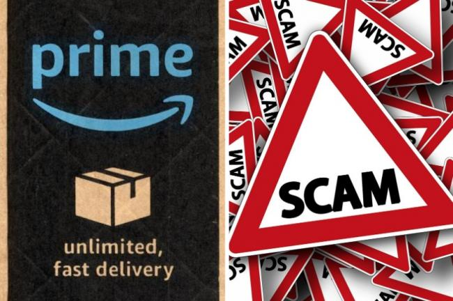 Amazon Prime scam: Alert issued after scores of customers targeted by fraudsters. Picture: Newsquest