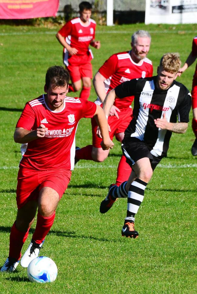 FIRST POINT: Chard Town gained a draw away to Watchet Town on Saturday (pic: Steve Richardson)