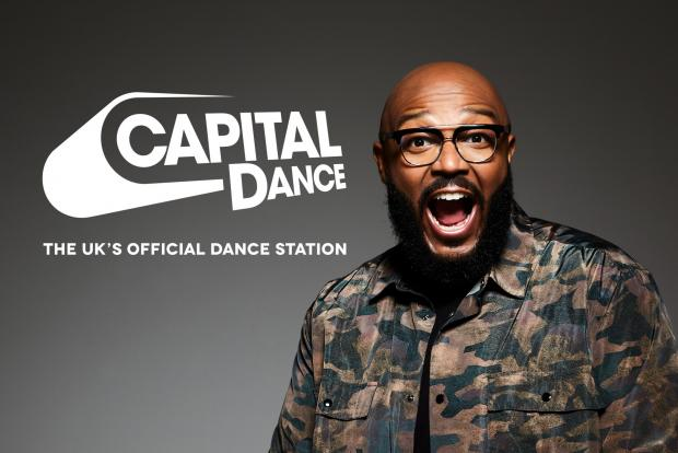 Chard & Ilminster News: MistaJam will front new national radio station, Capital Dance, and will host shows on sister station Capital. Picture: Capital Dance