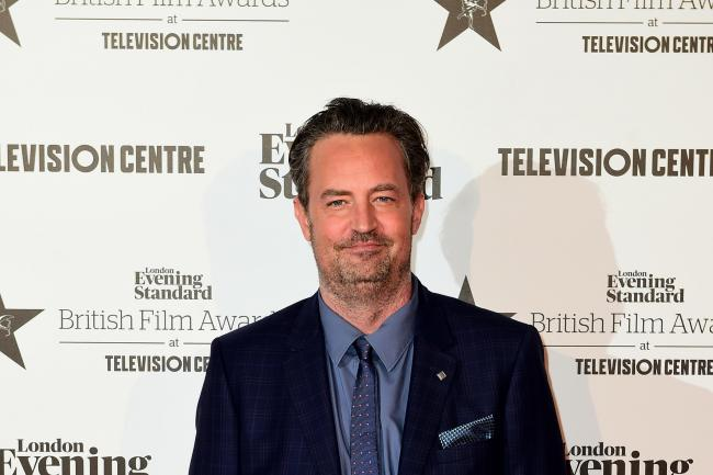 London Evening Standard British Film Awards – Press Room – London