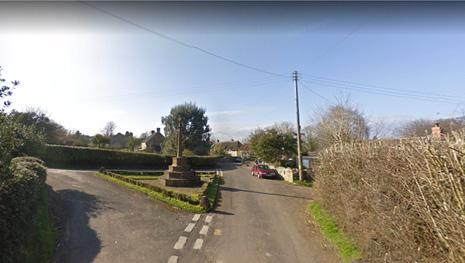 Chaffcombe, Chard. Pic: Google Maps