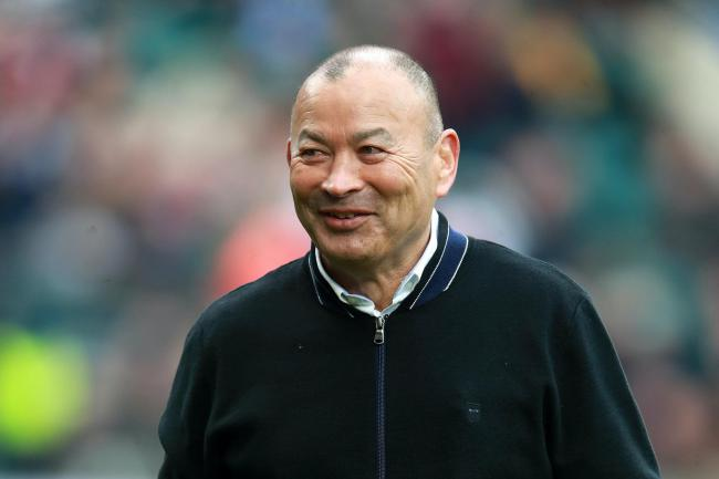 Eddie Jones' England are in the box seat