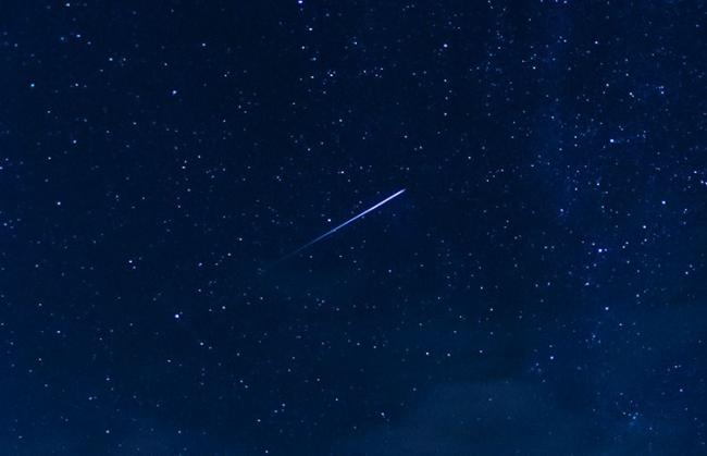 The Leonids meteor shower peaks in the UK tonight