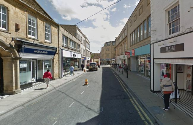 Yeovil town centre. Pic: Google Maps