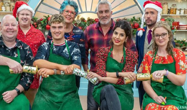 Somerset vet Rosie returning to Great British Bake Off tent for 2020 Christmas special