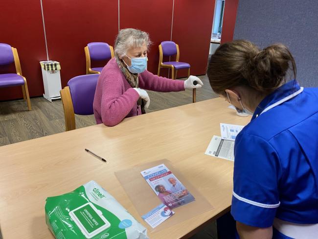 Yeovil Hospital Starts Coronavirus Vaccinations Chard Ilminster News