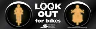 Look out for bikes campaign