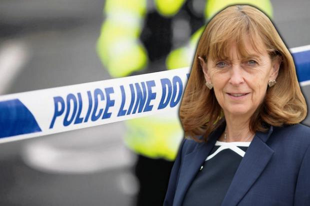 MORE OFFICERS: From PCC Sue Mountstevens
