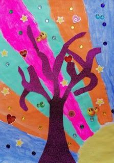 Chard & Ilminster News: TREE OF HOPE: Redstart Primary School Chard