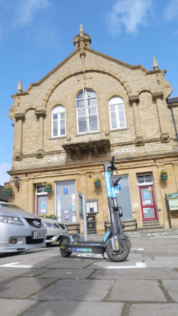Chard & Ilminster News: SUCCESS: Zwings town hall crewkerne