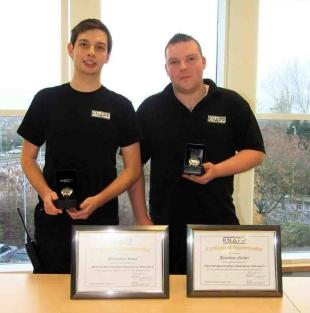 Somerset apprentices told 'you're hired'