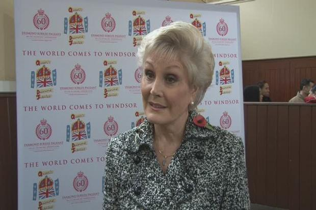 Angela Rippon becomes patron of Reminiscence Learning's Archie Project