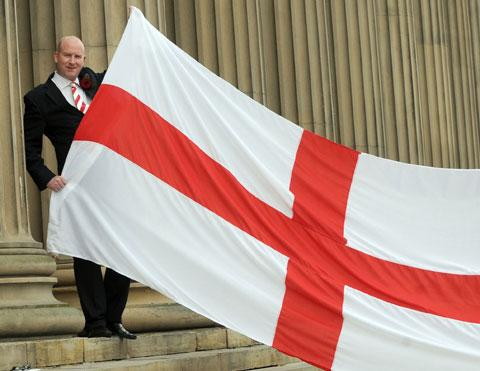 Holding a St George's Day event? Let us know