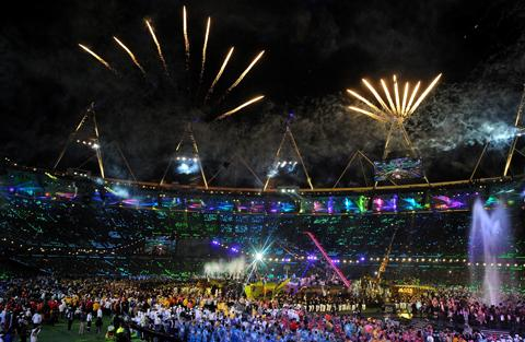 Chard & Ilminster News: The games closed with a spectacular ceremony
