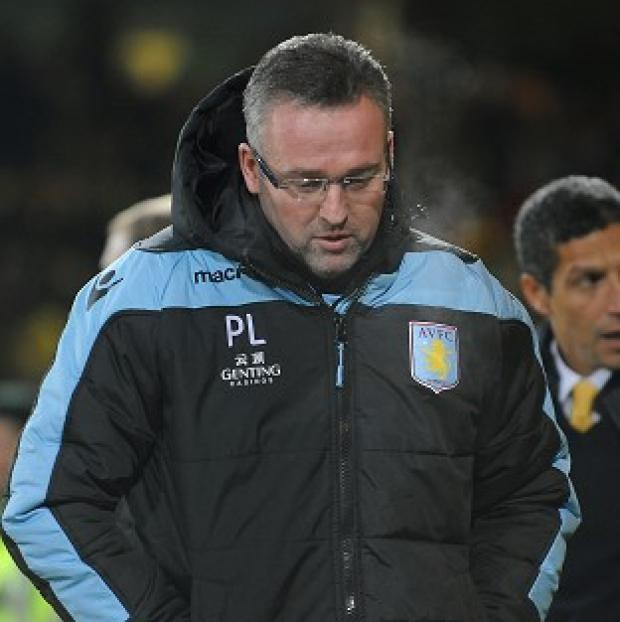 Paul Lambert knows Villa must react to their humiliation at Chelsea