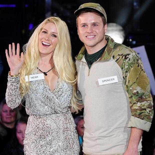 Heidi Montag and Spencer Pratt have been allowed into the new, improved basement on CBB