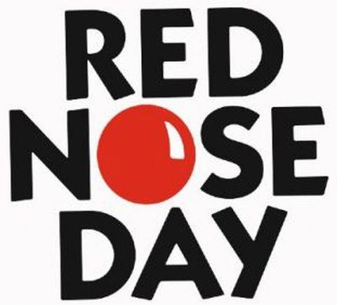 COMIC RELIEF: The red nose day is here!