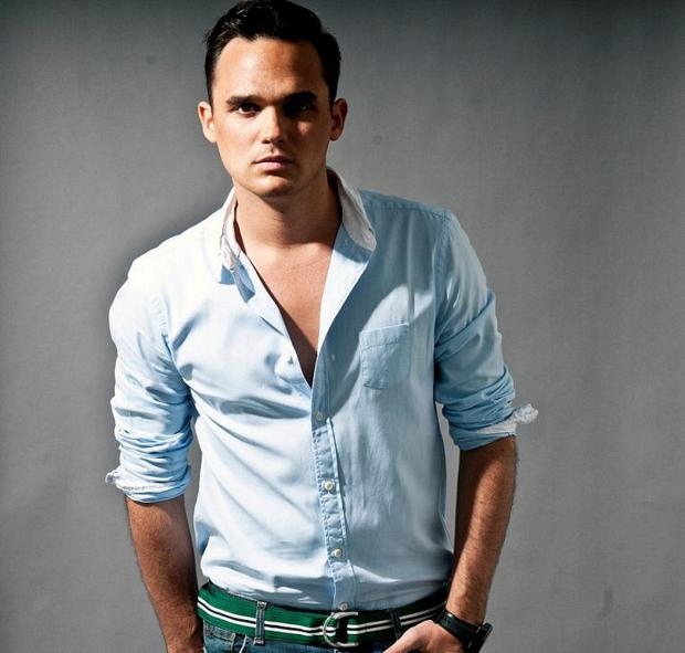 GARETH Gates: playing Oake Manor in September.