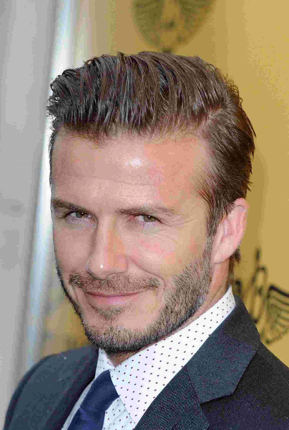 Chard & Ilminster News: David Beckham
