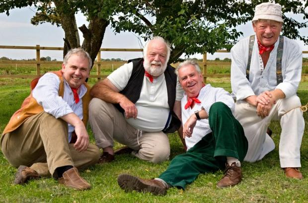 Chard & Ilminster News: THE Wurzels will headline a concert at The Palace, Bridgwater.