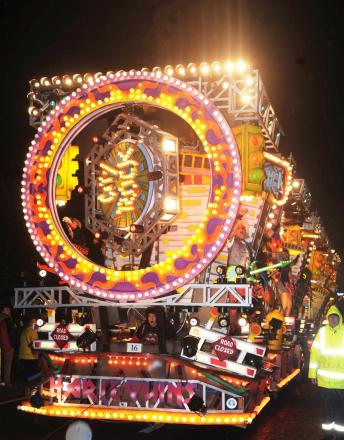 Harlequin Carnival Club fundraising events
