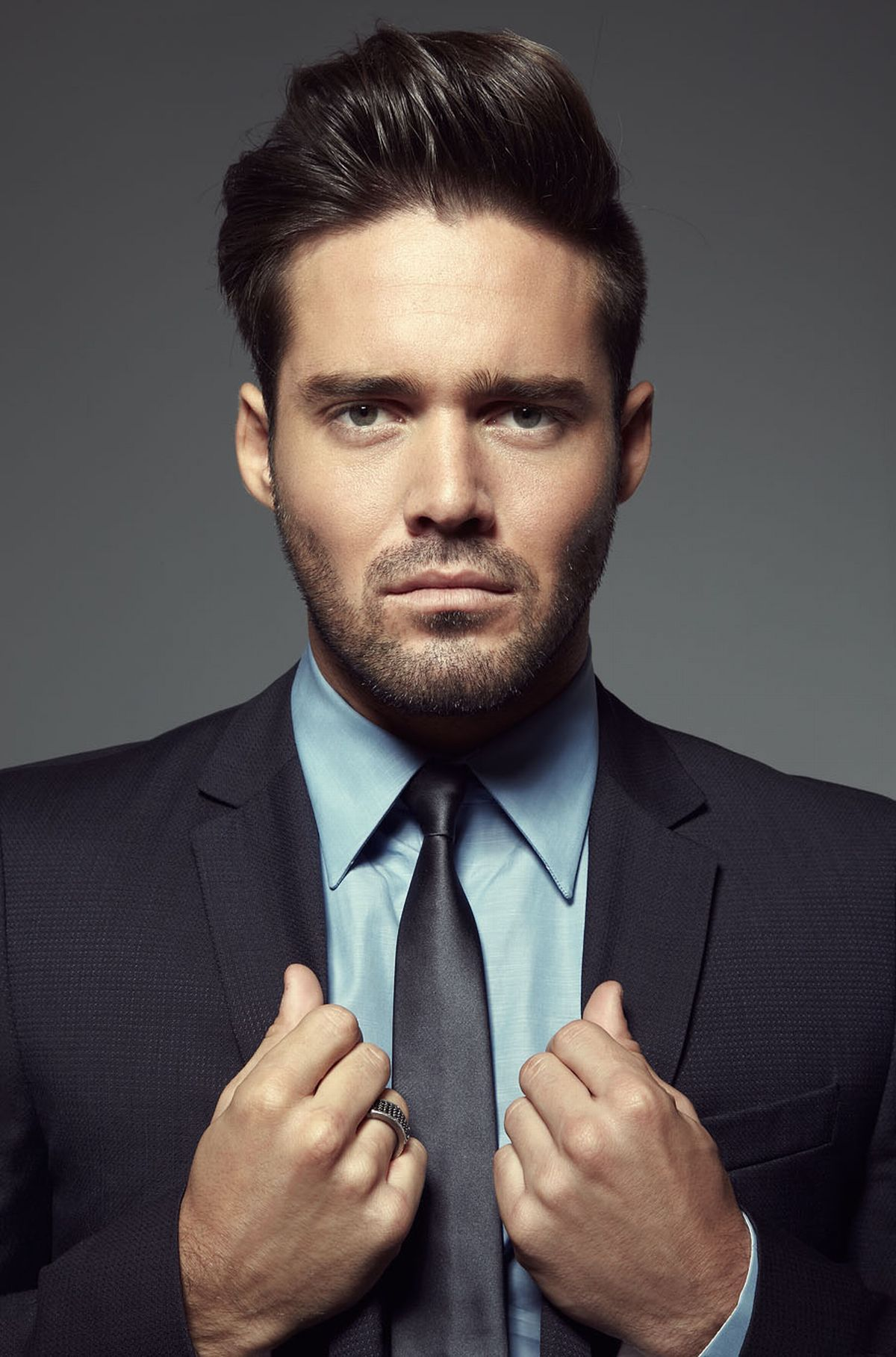 Chard & Ilminster News: I'M BACK: Spencer Matthews