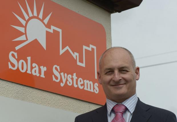 Chard & Ilminster News: PHIL Grabham of Solar Systems.