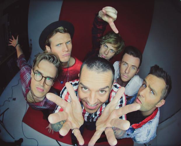 SUPERGROUP McBusted are coming to Weston this summer.